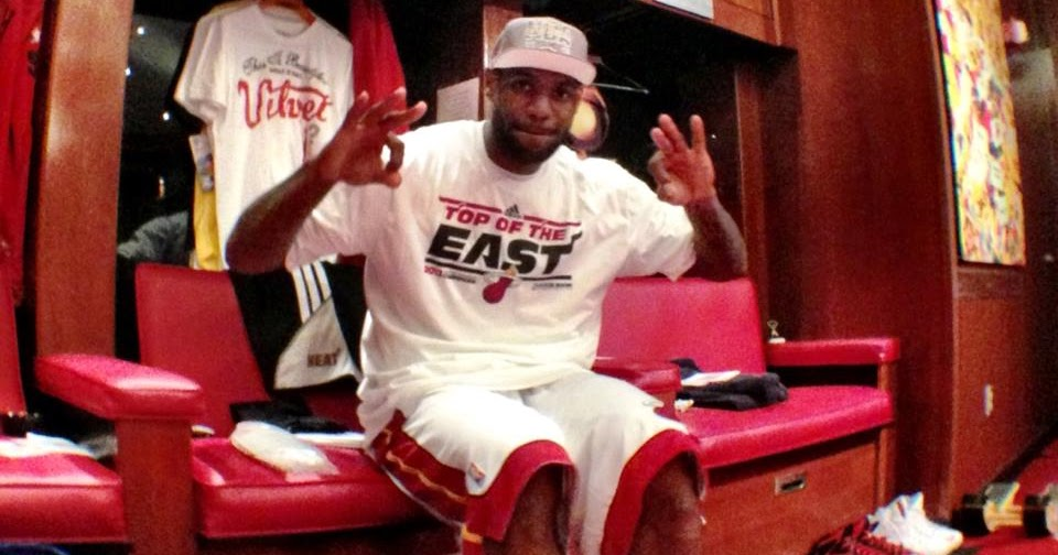 End-Time Prophecy Watch: Does Lebron James Throw-up Illuminati-Satanic Hand Signs?