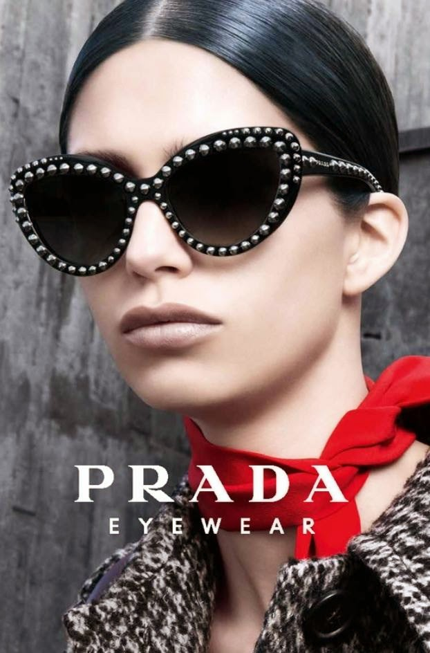 Prada Eyewear F/W 2014