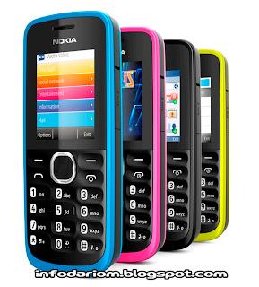 InfoDari - Daftar Harga Posel/Handphone Nokia terbaru Maret 2013