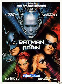 Người Dơi Và Robin - Batman & Robin