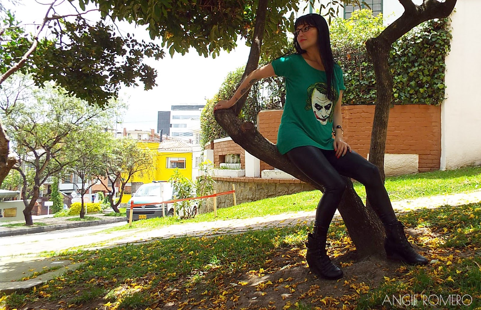 DIY como hacer camiseta Joker sin moldes