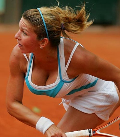 Tennis Oops Moments At French Open Australia Europe Tours