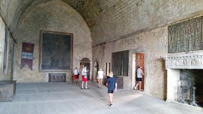 Sala dels Estats del castell de Beynac