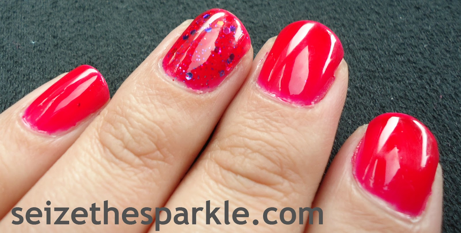 L'Oreal Jolly Lolly Accent Manicure