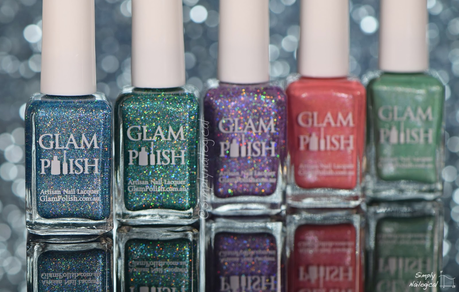 Glam Polish mid-winter's drean