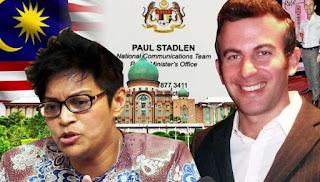 Lim Kok Wing, Paul Stadlen tidak terima gaji dan elaun