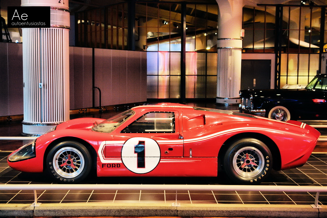 pk  ford gt40
