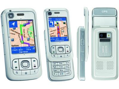 Samsung 2011: Nokia 6110 Navigator
