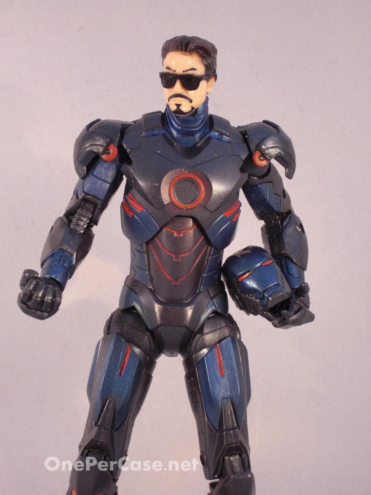 Iron Man 2 - Movie Poster 2 - Arc Reactor heart