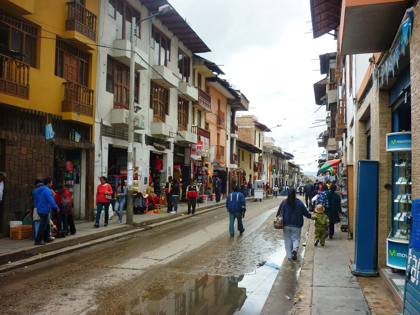 calle Colombia