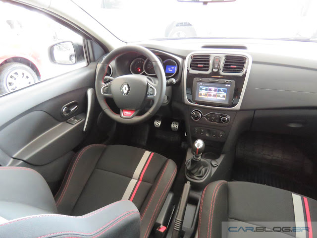 Renault Sandero 2016 RS 2.0