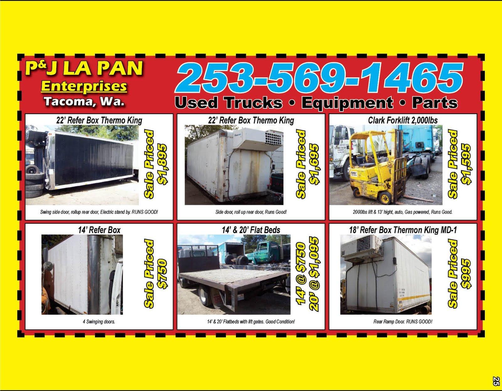 P & J LaPan Enterprises