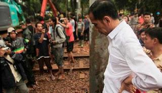 Jokowi: Pengerjaan Tanggul Jebol Tinggal 30 Persen | mr-kepoo.blogspot.com