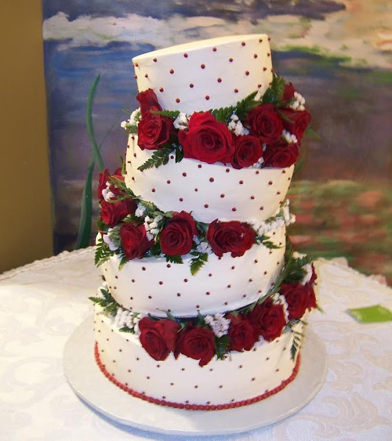 All About Decoration: Wedding Cake Design Ideas Wedding Cakes The Knot