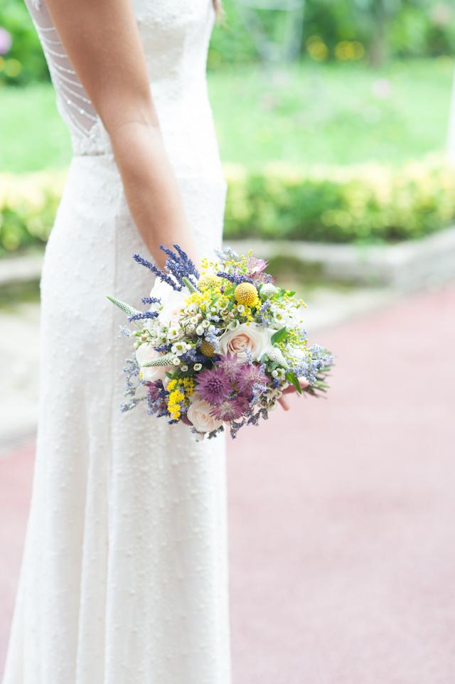 vestido novia otaduy boda blog san sebastian donostia