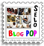 SELO DO BLOG POP