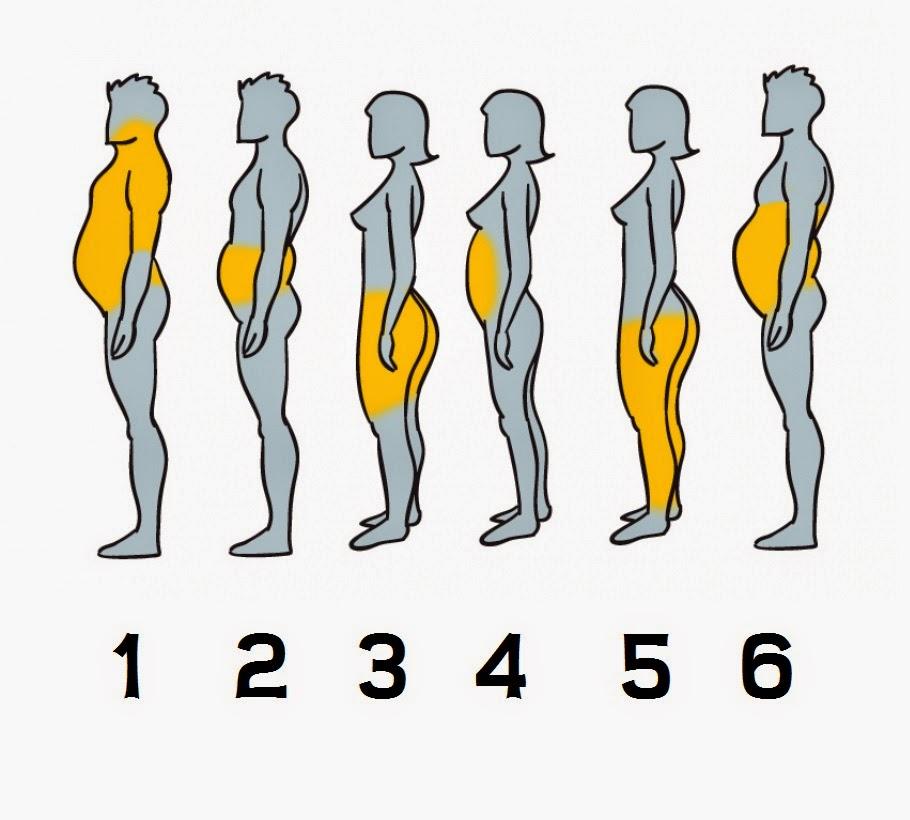 Este es tu tipo de grasa y así la puedes eliminar