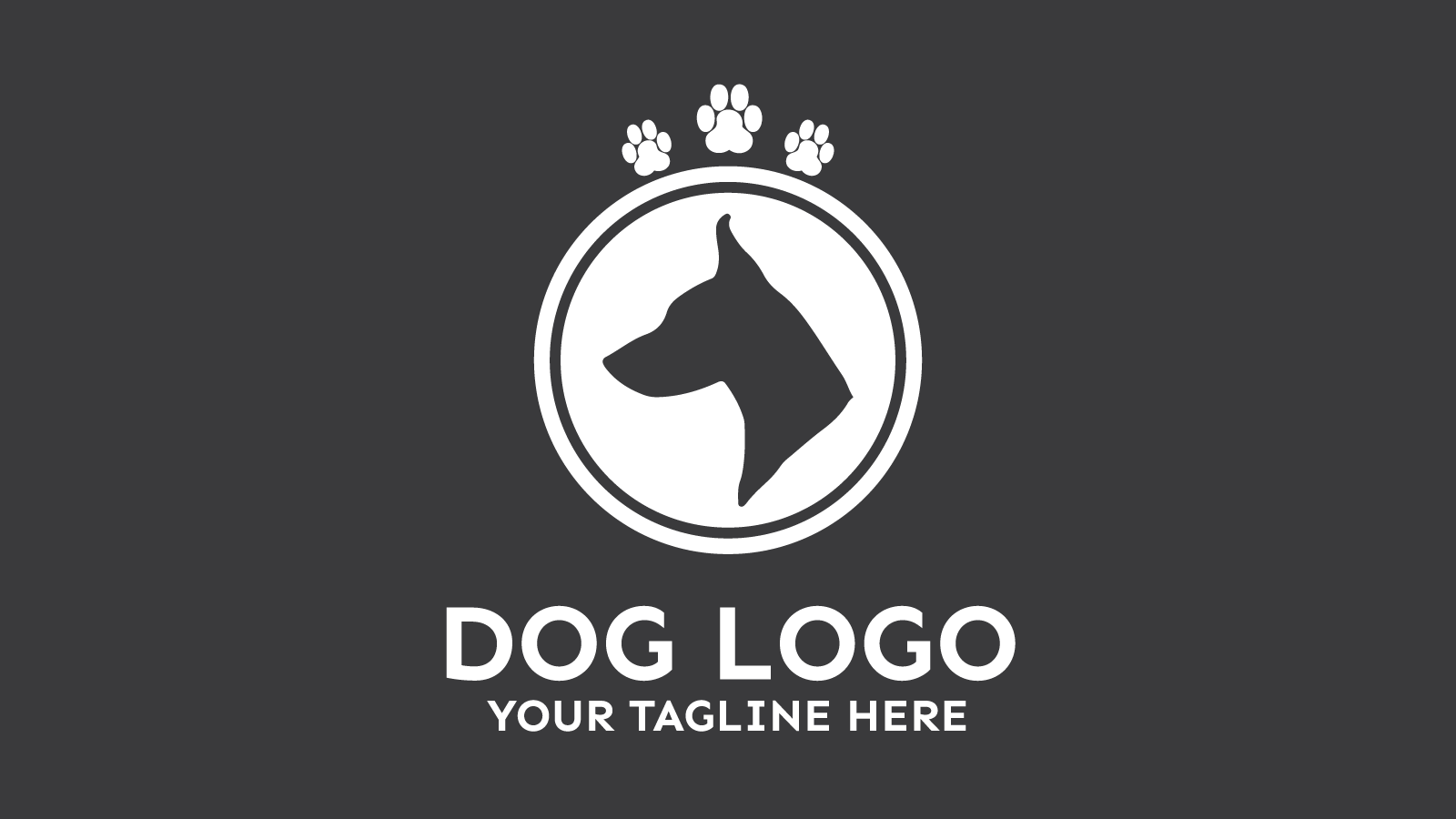Dog free logo design zfreegraphic free vector logo downloads doglogo free business logo design template cheaphphosting Choice Image