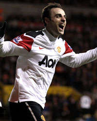Dimitar Berbatov - Manchester United (Getty Images)