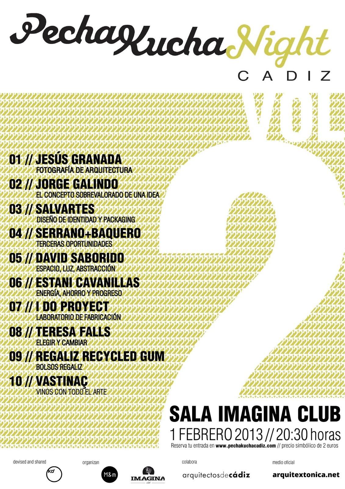 Blog de antonio c zar enero 2013 - Colegio arquitectos cadiz ...