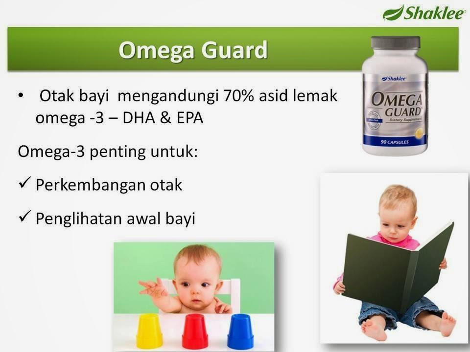 omega-3 penting untuk bayi