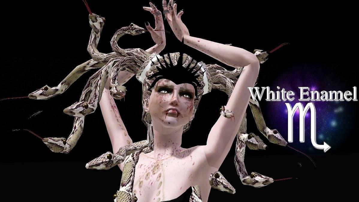 White Enamel