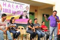 Capitol's Halad Alang Kang Lolo ug Lola program