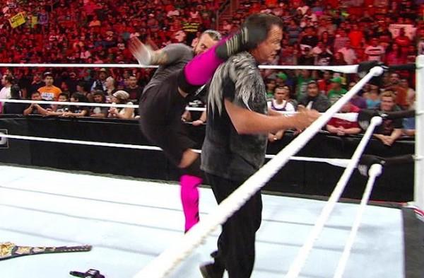 [Semaine 47] Ramène-toi ! CM+Punk+Attacks+Jerry+Lawler+Raw
