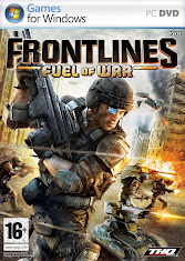 Frontlines Fuel Of War 2DVD RM20