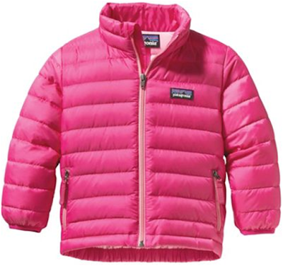 Top Winter Jacket for Your Baby - Patagonia Baby Down Sweater