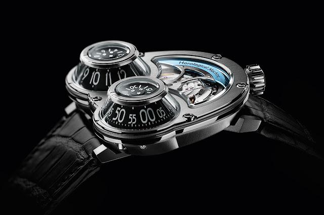 MB & F MegaWind Mechanical Watch