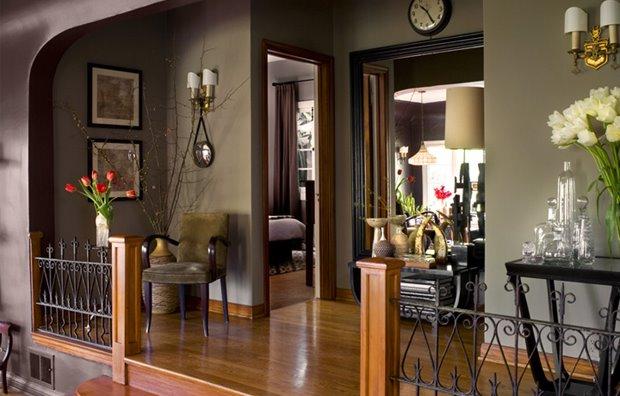 die wohngalerie braun ist das neue wei. Black Bedroom Furniture Sets. Home Design Ideas