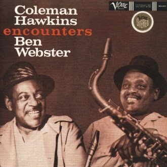 Ben Webster y Coleman Hakins