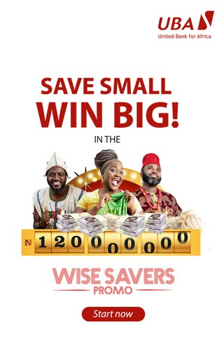 UBA United Bank for Africa WISE SAVERS PROMO
