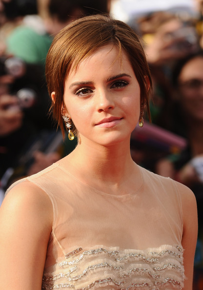 Emma Watson Harry Potter And The Deathly Hallows Part 2 Premiere Dress Cinema Life: &q...