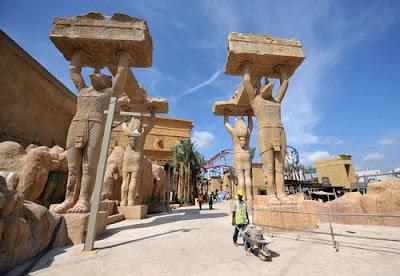Egypt Tourist Places