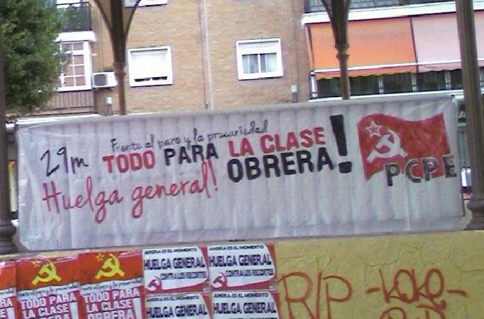 [Estado Español-PCOE] Acerca de las elecciones autonómicas en Asturias y Andalucía del 25M  - Página 2 Huelga1
