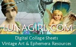 Lunagirl Vintage Images