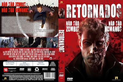 Filme Retornados DVD Capa