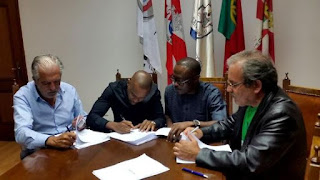 Nigerian Kunle Soname buys Portuguese club Clube Desportivo Feirense