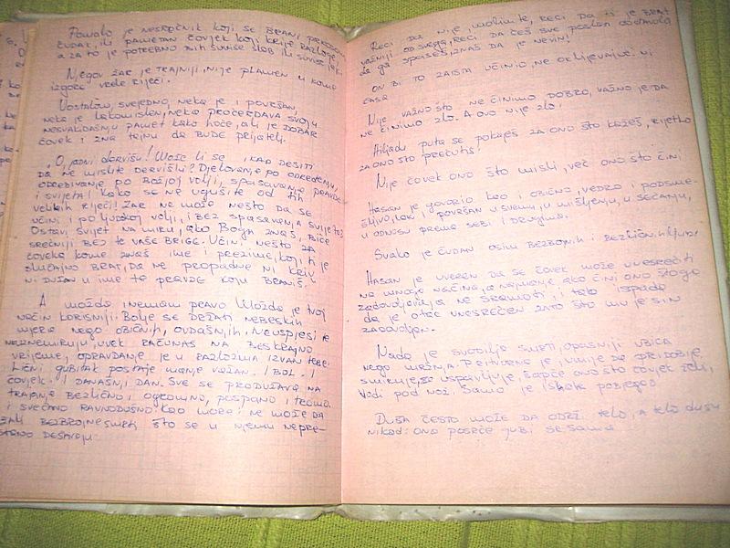 Dervis i smrt, citati
