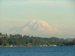 Mt.Rainier/Seattle - 8/2004