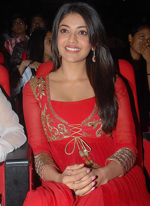 kajal agarwal at businessman audio launch, kajal new unseen pics