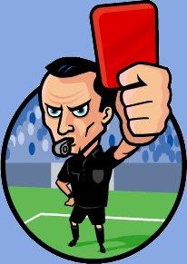 FIFA suspende de por vida a seis Árbitros