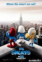 Xì Trum - The Smurfs 2011
