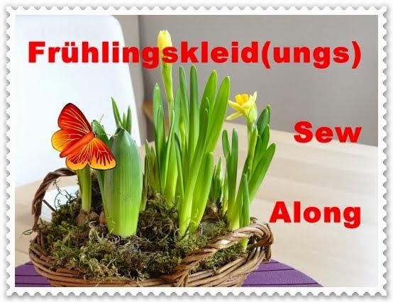 Frühlingskleid(ung) Sew Along 2014