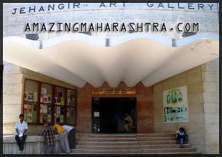 Jehangir Art Gallery, Kala Ghoda, South Mumbai