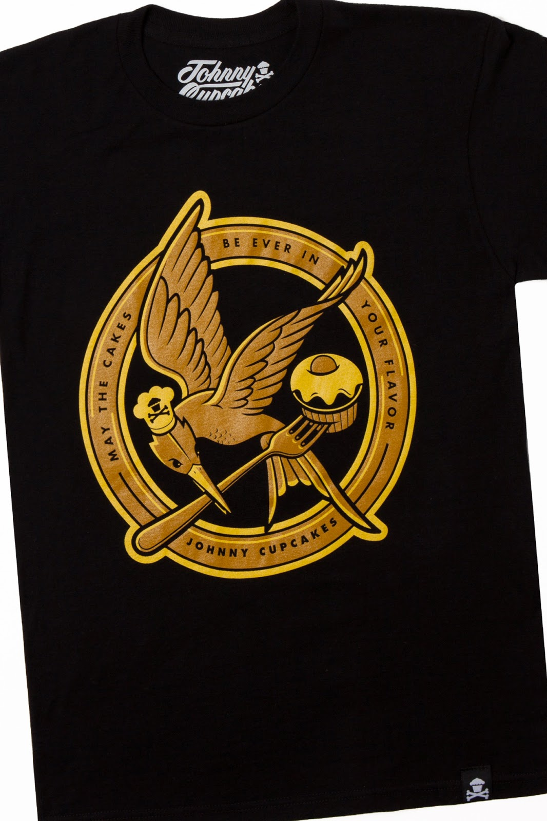 "Johnny Cupcakes x The Hunger Games ""Hunger Cakes"" T-Shirt"