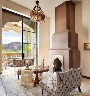 Vivienda de diseño en el Desierto