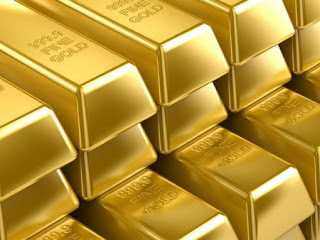Simpanan Emas Terbanyak di Dunia
